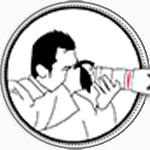 logo bulat post